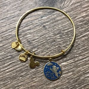 Alex and Ani when you wish upon a Star bracelet